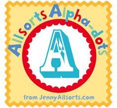 Allsorts Alpha-dots