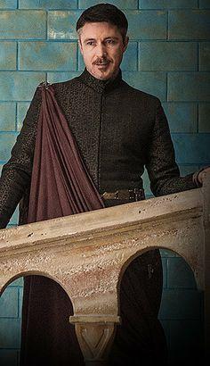 Aidan Gillen as Petyr Baelish.