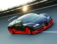 bugatti veyron 16.4 super sport que velocidade shssssssssss