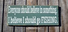 www.nautiwoodsigns.com Rustic Home Decor Sign, Lake House, Beach House, Man Cave, Guy Husbands Gift, Fishing Sign, Fisherman Outdoorsman Decor, Sportsman Wooden Plaque Going Fishing Handpained Quote Sign