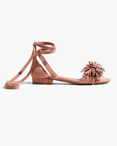 madewell kaia ankle-wrap sandal. get these + more in the one-stop accessories shop. #wellheeled