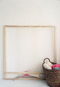 Fall For DIY Giant Loom copy