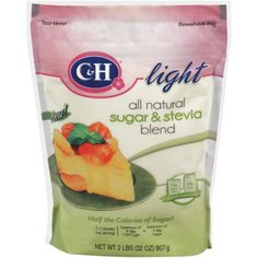 Stevia | Stevia Sugar | Light Sugar | C&H Sugar