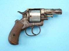 Belgian made British Bulldog Pocket Revolver.