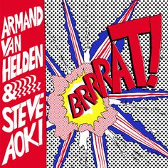 Steve Aoki Album Covers by Ian Cross, via Behance