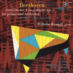 Beethoven, cover probably Erik Nitsche