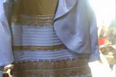 This Might Explain Why That Dress Looks Blue And Black, And White And Gold