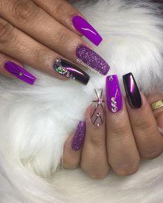 Purple lovva'