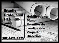 Habilitaciones Comerciales, de Industrias, de Toldos. Estudio Profesional HLSantillan  Somos una empre .. http://lomas-del-mirador.clasiar.com/habilitaciones-comerciales-de-industrias-de-toldos-id-259338