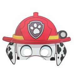 Pack of 6 Patrolling Dog Pokemon Happy Birthday Party Paper Cone Mask&Hats Fun in Home & Garden, Greeting Cards & Party Supply, Party Supplies, Attire Pokemon Masks, Dog Pokemon, Paw Patrol Masks, Paw Patrol Hat, Paw Patrol Birthday Decorations, Imprimibles Paw Patrol, Fireman Hat, Cumple Paw Patrol, Face Masks For Kids