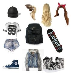 Skate by jdrummo on Polyvore featuring American Eagle Outfitters, Supra, Converse, NOVICA, Abercrombie & Fitch and NOVA