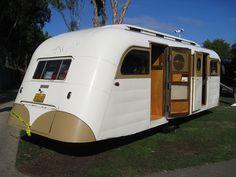 Westcraft Coronado Trailer - 1950  by MR38, via Flickr