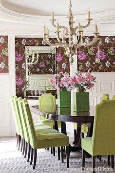 Interior Designer Kate Coughlin :: New England Home Magazine :: photographed by Robert Benson