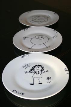 mothers day, auras, memorial crafts for kids, kid art, plate, diy kid, belle, diy memorial crafts, child art