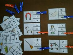 CONCIENCIA FONOLÓGICA Kindergarten Classroom Organization, Primary Education, Home Schooling, Crafts For Kids, Letters, Teaching, Activities, Blog, Teaching Supplies
