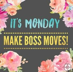 Monday is back and we're here to kick its. Show it whose boss! Salon Quotes, Hair Quotes, Cosmetology Quotes, Makeup Quotes, Monday Motivation Quotes, Monday Quotes, Monday Humor, Body Shop At Home, The Body Shop