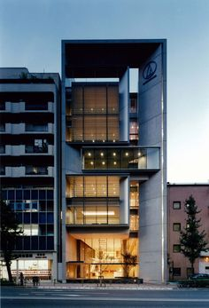 New Apartment Building Design Architecture 29 Ideas Office Building Architecture, Building Facade, Facade Architecture, Building Design, Commercial Architecture, Facade Design, Exterior Design, House Design, Loft Design