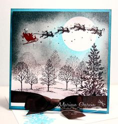 Studio M by Marian: Winter Storm Watch For Santa, CCCC 57