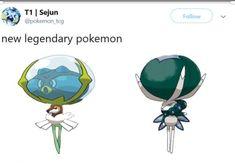 Wow the new legendary looks GREAT – pokemon - Poke Ball Ghost Pokemon, Pokemon Pins, Play Pokemon, Pokemon Images, Pokemon Funny, Pokemon Pictures, Funny Internet Memes, Stupid Funny Memes, Izu