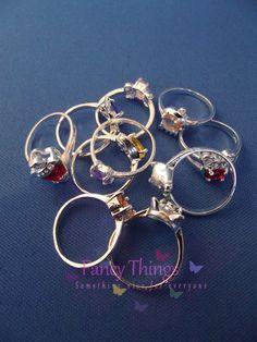 Sterling Silver 925 Kids ring. (USA Size 5) (Maat 15 Nederland)