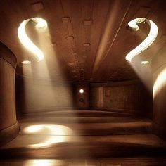 This is taken from inside a violin. It looks like a concert hall.  Here is the information...https://fstoppers.com/…/pictures-unbelievable-macro-shots-t…