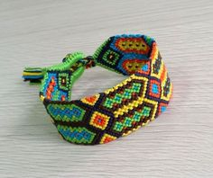 Bransoletka Aztec - ButikHejHej - Bransoletki plecione