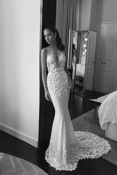 Be a Beautiful Swan on Your Wedding. New Bridal Collection by Elihav Sasson Be a Beautiful Swan on Your Wedding. New Bridal Collection by Elihav Sasson Stunning Wedding Dresses, Wedding Dresses 2018, Wedding Attire, Bridal Dresses, Beautiful Dresses, 2017 Wedding, Beautiful Swan, Dream Wedding, Bridal Collection