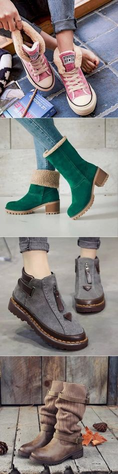 New Dress Winter Boots Shoes Ideas Sock Shoes, Cute Shoes, Me Too Shoes, Shoe Boots, Dress Boots, Ankle Boots, Best Winter Shoes, Winter Boots Outfits, Outfit Winter