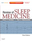 """5-star rating for """"Review of Sleep Medicine, 3rd Edition"""" from Doody's Review Service!    """"This is a pandect on sleep medicine. It undoubtedly ranks as one of the best test preparation guides for those who are preparing to take the ABSM exam.""""  — Maureen Smith, MS, RN, APN-RC, Rush University Medical Center"""