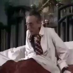 Eduardo De Filippo - Scena dalla Commedia: Natale in casa Cupiello - 1977 con Luca e Pupella Maggio