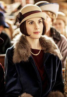 downtonobsession via jodockerys: Lady Mary Crawley, Downton AbbeyS6 E3
