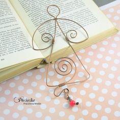 Anioł Feliks - zakładka do książki