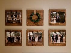 Gallery Wall @homebyhayley