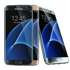 The Samsung Galaxy edge is the smartphone you'll want to brag about. Get richer content support with the extended edge panel, and use the Task Edge to quickly access frequently used commands. Discount Cell Phones, Cell Phones For Sale, Smartphone Covers, Galaxy S7, Samsung Galaxy, Galaxy Note, Cheap Smartphones