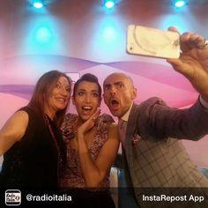 #EnzoMiccio Enzo Miccio: Repost from @radioitalia via #IstaRepost Facce da #Sanremo2015! La tensione sale! #FuoriSanremo @ondefunky @ninazilliofficial @enzo_miccio #Sanremo #RadioItalia #EnzoMiccio