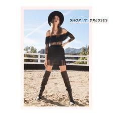"""Shop 'It"""" Dresses"""