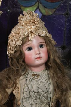 Bisque Dolls | Beautiful Bebes - French Bisque Dolls
