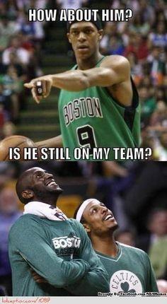 My poor Celtics :/