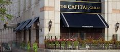 The Capital Grille- Delicious dry-aged steaks, seafood, and fine wines