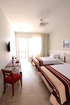 Double Room #paracas #hoteles san agustin #hotel peru