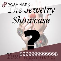 PLEASE SHARE THE JEWELRY SHOWCASE OFTEN The Jewelry Showcase is a platform to give recognition and extra exposure and shares to an item in a Jewelry Share Group (JSG) participant's closet to GET IT SOLD!  WHAT ITEM IS SHOWCASED? You choose! POSTED HOW LONG? 3 days! HOW TO BE CONSIDERED? Tag your name below in numerical order. Ex. @jewelrysharegrp #1 QUESTIONS? Comment on The Jewelry Showcase Instructions Page! The Jewelry Showcase Other