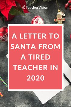 As the year winds down, what are teachers asking Santa or the sages for in 2021? Advisory Board member, Mikaela, shares her cockeyed optimism in her own letter to Santa, where she asks for some personal effects to make her a more effective teacher, but more importantly, implores him for peace, prosperity, and health and well-being for all in 2021. #inspiringteacher #teacherlife