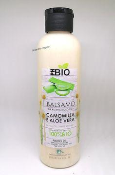 Ph Bio Balsamo per capelli camomilla e aloe vera Lidl, Aloe, Ph, Shampoo, Water Bottle, Water Bottles, Aloe Vera