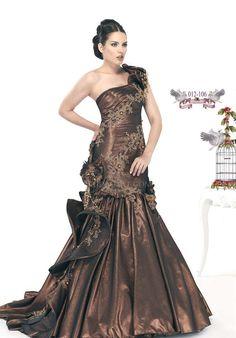 A-line Angelo Bianca 012 106 Asymmetric Short train Wedding Dress [P0011957] | jjdress.net