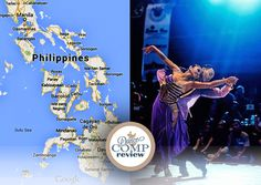 DanceSport In The Philippines - Pt.1 - Dance Comp Review