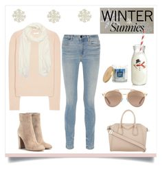 """""""winter sunnies"""" by polychampion-805 ❤ liked on Polyvore featuring Christian Dior, Chloé, Alexander Wang, Gianvito Rossi, Givenchy, Threshold, Sonoma life + style, Portolano and Crate and Barrel"""