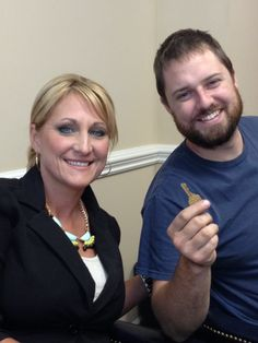 Mr. Dill closed on his first house today! A special thanks to his Realtor, Amy Parham and attorney, Bill Smith!