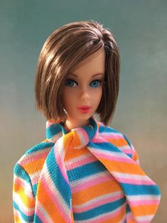 Barbie I, Barbie World, Hair Fair, Vintage Barbie Clothes, Valley Of The Dolls, Glamour Shots, Beautiful Dolls, Pretty Hairstyles, Retro Vintage
