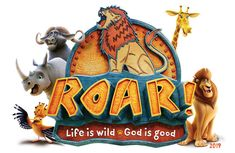 Image result for roar vbs logo