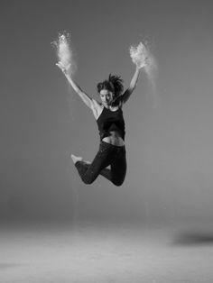 Η Νάνσυ Νεραντζή, το αστέρι του σύγχρονου χορού, είναι υποψήφια μεταξύ θρύλων στα βρετανικά Dance Awards